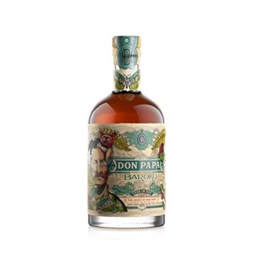 Don Papa Baroko 40 ° - Spirit drink based on rum b5952cb1c3ab96cb3c8c63cfb3dccaca