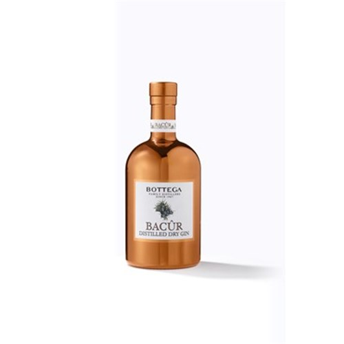 Gin Bacûr - Distillerie Bottega - 40° 50 cl