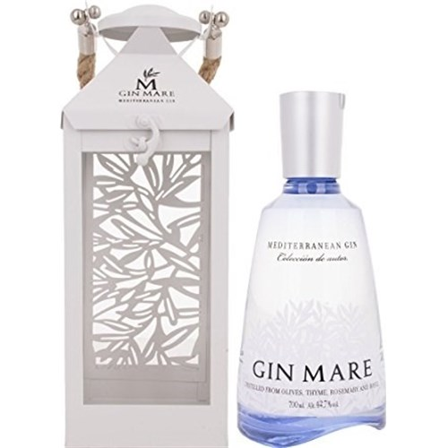 Gin Mare 42.7 ° 70 cl (with Lantern)