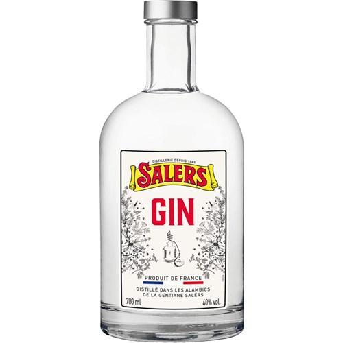 Gin Salers 40° 70 cl