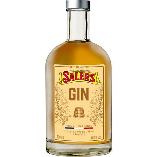Gin Salers Vieilli Edition Limitée 40,3° 70 cl