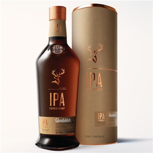 Glenfiddich IPA Experiment Whiskey 43 ° 70 cl 6b11bd6ba9341f0271941e7df664d056