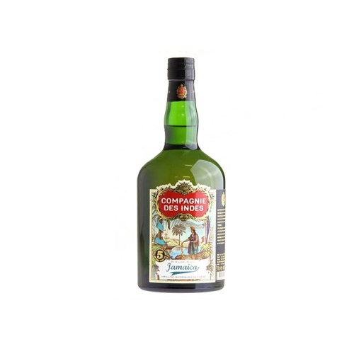 Jamaica Navy Strength - La Compagnie des Indes 57° 70 cl