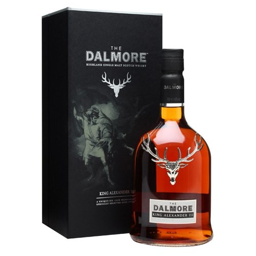 King Alexander III 40° - The Dalmore - Single Malt Scotch Whisky