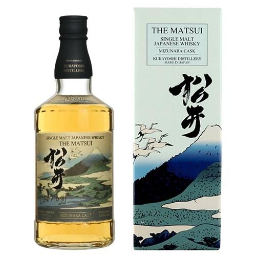 Mizunara Cask The Matsui - Kurayoshi Distillery - 48° 70 cl