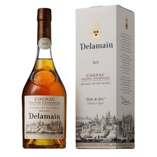 Pale & Dry - First Cru of Cognac - Delamain Cognac