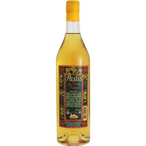 Pastis de la Distillerie des Terres Rouges - 45° 70 cl