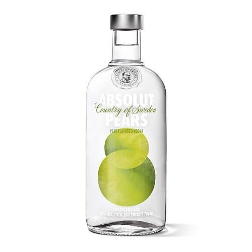 Pear Absolut Vodka 40 ° 70 cl