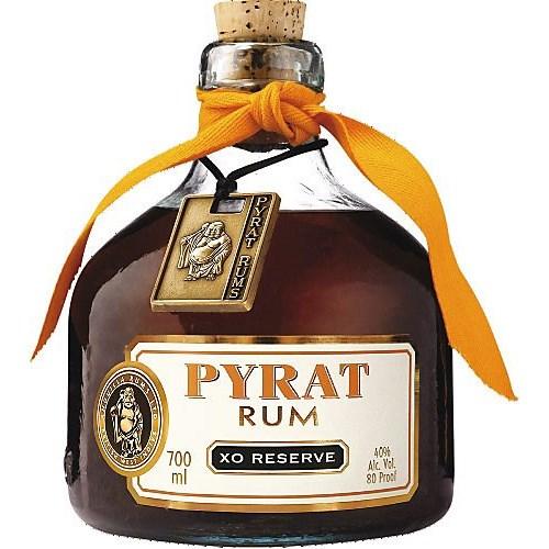 Rhum Pyrat Reserve XO 40° 70 cl
