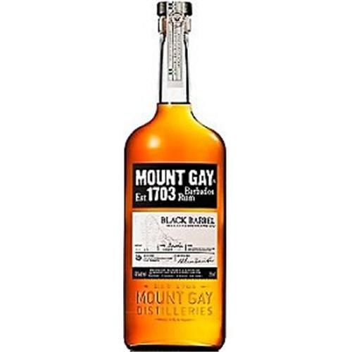 Rhum black barrel 43 ° 70 CL Mount Gay