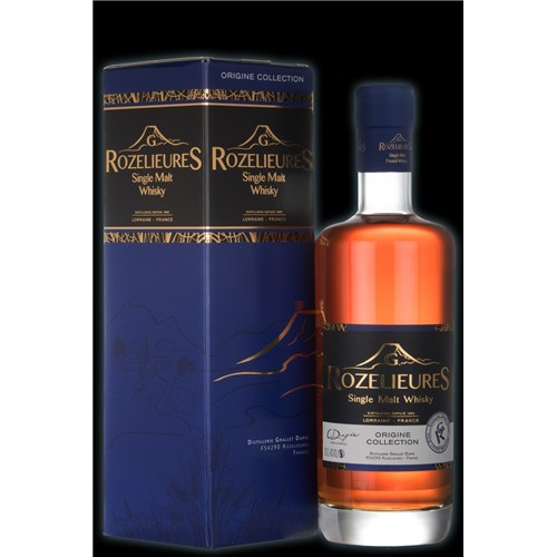 G. Rozelieures Single Malt Whiskey - Origin Collection 40 °