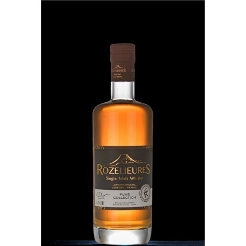 G. Rozelieures Single Malt Whisky - Fumé Collection 46°