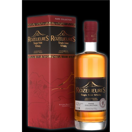 G. Rozelieures Single Malt Whisky - Rare Collection 40°