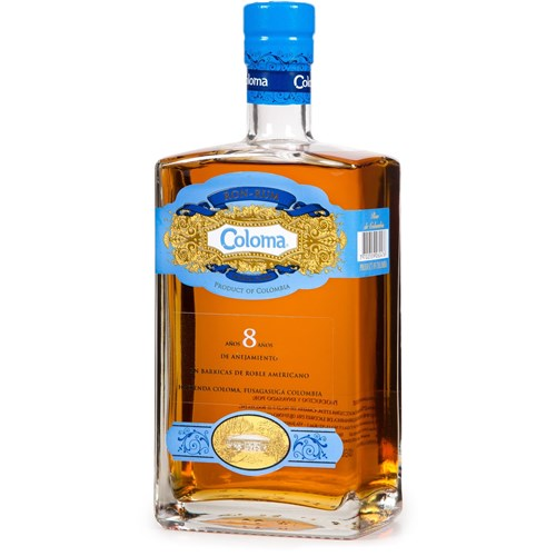 Rum Coloma 40 ° 70 cl