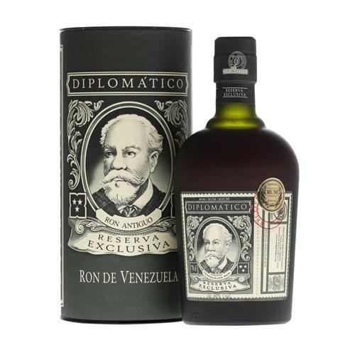 Rum Diplomático Reserva Exclusiva 40 °