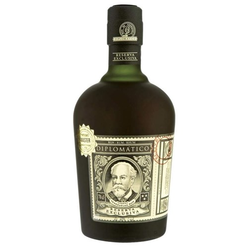 Rum Diplomático Reserva Exclusiva 40 ° without case