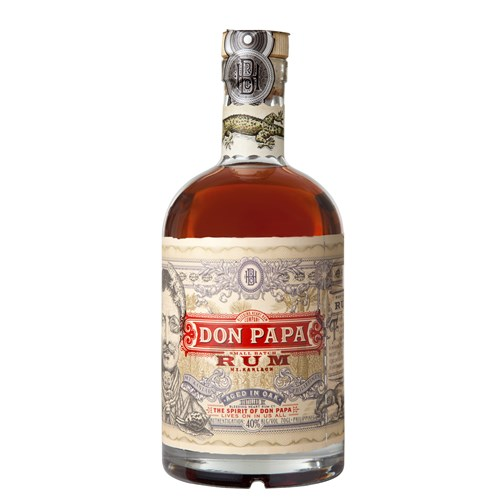 Rum Don Papa 40 ° - The Spirit of Don Papa