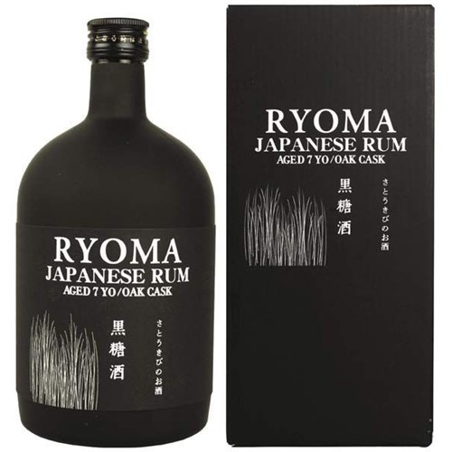 Ryoma old rum 40 ° 70 cl 11166fe81142afc18593181d6269c740