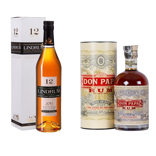 Spritueux Discovery Pack - Lindrum and Don Papa