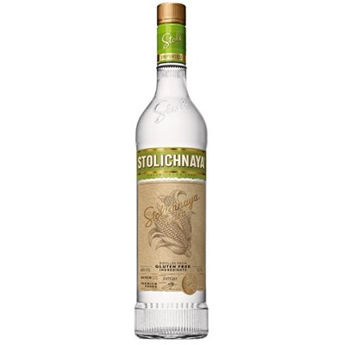 Stolichnaya Vodka Gluten Free 40 ° 70 cl 6b11bd6ba9341f0271941e7df664d056