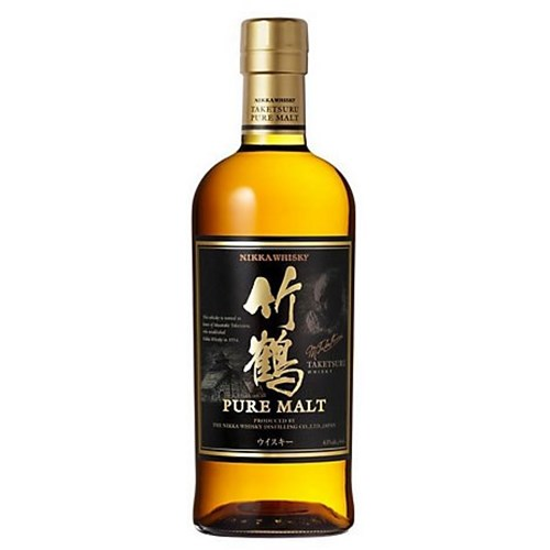 Taketsuru pure malt 43 ° - Nikka Whiskey