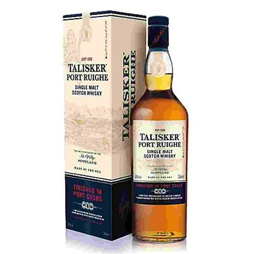 Talisker Port Ruighe 45.8° - Single Malt Whisky