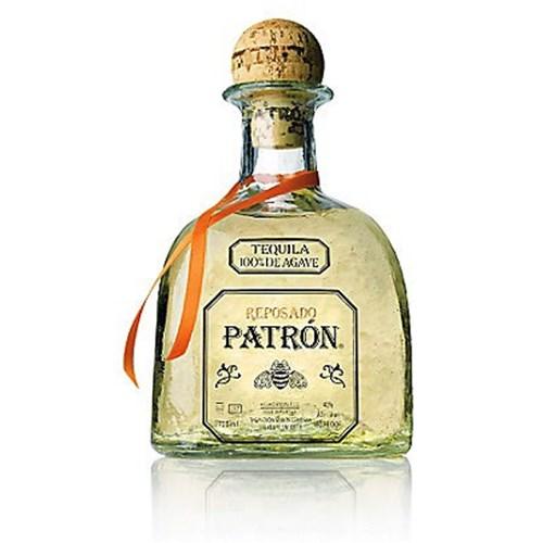 Tequila Patrón Reposado 40° 70 cl