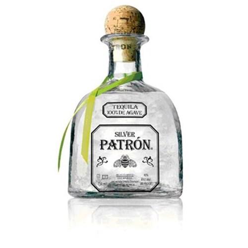 Tequila Patrón Silver 40° 70 cl