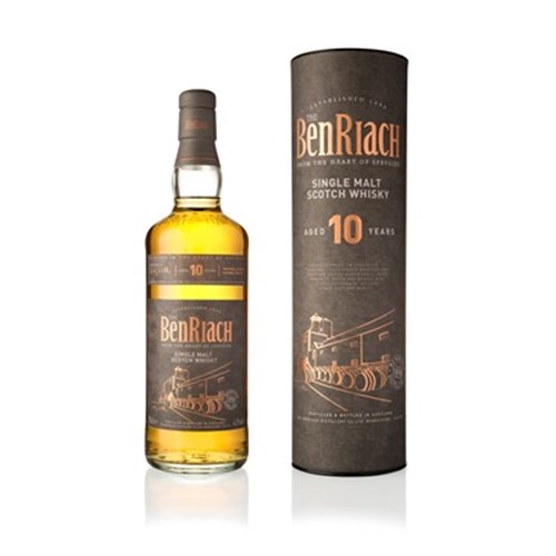 The BenRiach 10 ans 43 ° - Single Malt Scotch Whiskey 6b11bd6ba9341f0271941e7df664d056