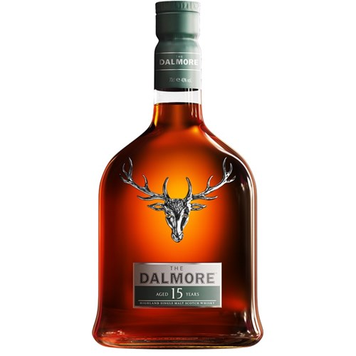 The Dalmore 15 years 40 ° - Single Malt Scotch Whiskey