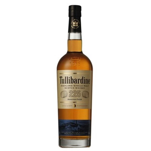 Tullibardine 225 - Highland Single Malt Scotch Whisky - Sauternes Finish 43° 70 cl