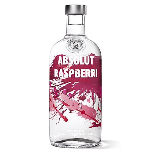 Vodka Absolut Raspberry 40 ° 70 cl