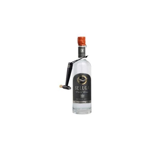 Vodka Beluga Gold avec étui 40° 70 cl