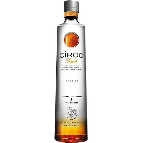 Vodka Cîroc Pêche 37.5° 70 cl