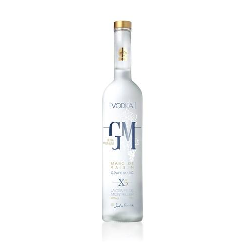 Vodka de Marc de Raisin 40° - La Grappe de Montpellier