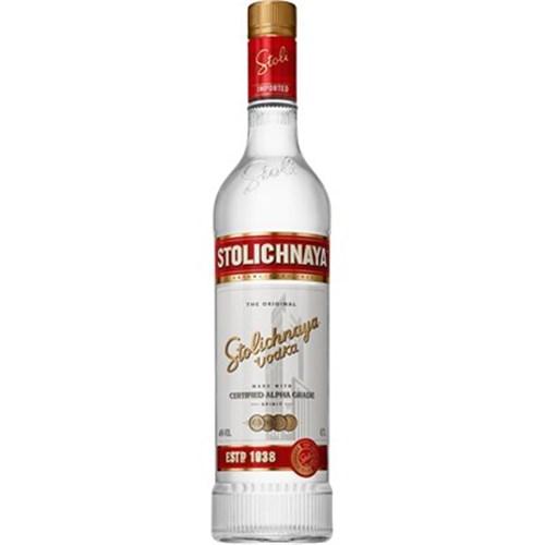 Vodka Stolichnaya Premium 40 ° 70 cl
