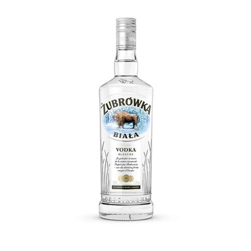 Vodka Zubrowka Biala 37.5° 70 cl