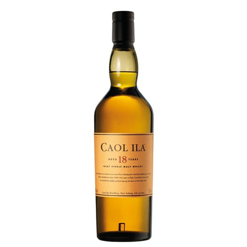 Whiskey Caol Ila 18 years 43 ° 11166fe81142afc18593181d6269c740
