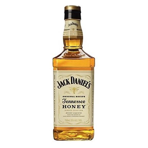 Whiskey Jack Daniel's Tenessee Honey 35 °