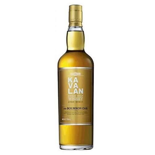 Whiskey Kavalan ex-Bourbon Oak 46 ° without case