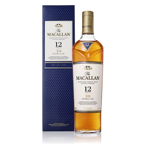 Whiskey Macallan Double Cask 12 years 40 ° 70 cl 11166fe81142afc18593181d6269c740