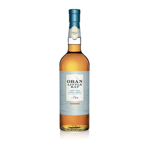 Whiskey Oban Little Bay 43 ° 70 CL 11166fe81142afc18593181d6269c740