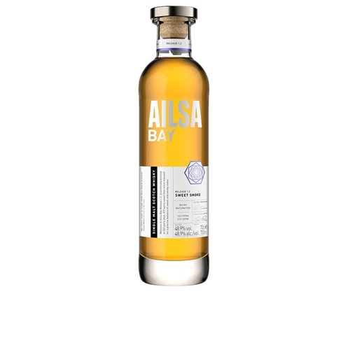Whisky Ailsa Bay 48,9° 70 cl