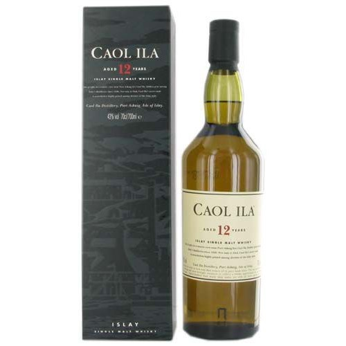 Whisky Caol Ila 12 ans 43°