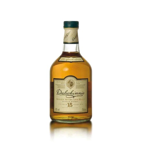 Whisky Dalwhinnie 15 ans 43° 70 cl