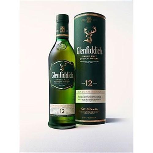Whisky Glenfiddich 12 ans d'âge 40°