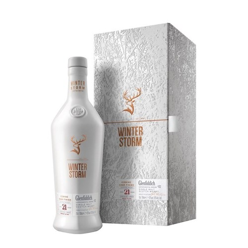 Whisky Glenfiddich Winterstorm 21 ans - 43° 70 cl