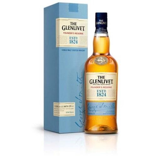 Whisky Glenlivet Founder's Reserve 40° 70 cl