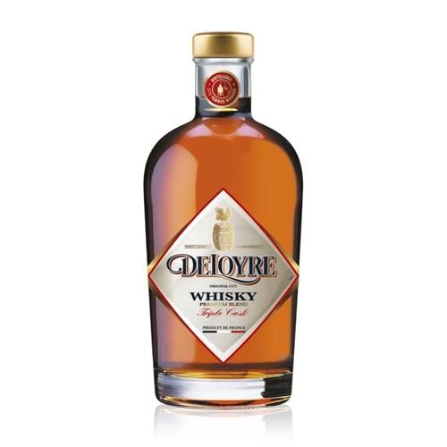 Whisky Original Cut Deloyre Triple Cask 41° 70 cl