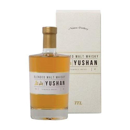 Yushan - Blended Malt Whiskey - Nantou Distillery 6b11bd6ba9341f0271941e7df664d056
